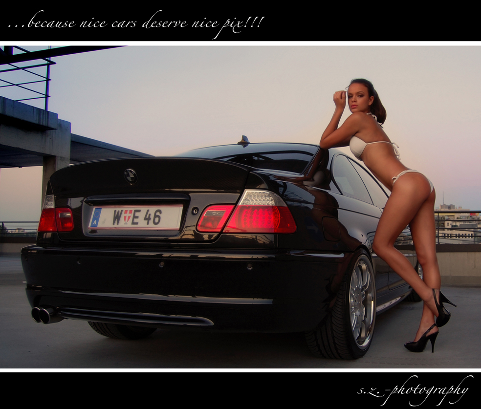 E46 - MISSION Carbon! - 3er BMW - E46